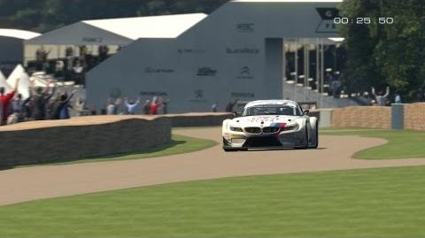 GT6 Concept Movie 3 2013 Goodwood - Extended Version
