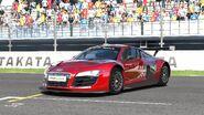 Audi R8 LMS Race Car '09
