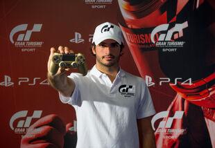 Carlos Sainz GTSport 4