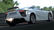 GT5 Lexus LFA