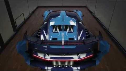 Gran Turismo Sport Gameplay Tráiler 2 E3 2016 Siente la velocidad