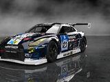 Nissan GT-R NISMO GT3 N24 Schulze Motorsport '13