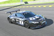 GT5 Audi R8 LMS Race Car (Team PlayStation) '09