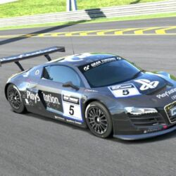R8 LMS Race Car (Team PlayStation) '09