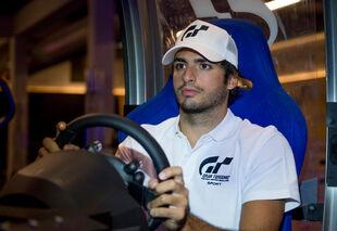 Carlos Sainz GTSport 1