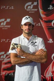 Carlos Sainz GTSport 3