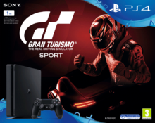 Pack PS4 GT SPORT