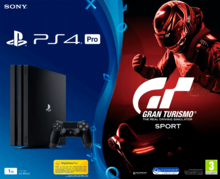 Pack PS4PRO GT SPORT