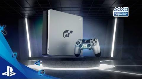 PlayStation 4 Gran Turismo Sport - EDICIÓN LIMITADA-0