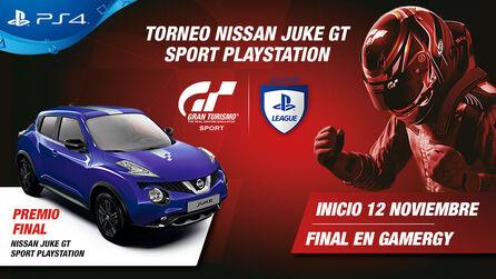 Nissan Juke GT Sport Liga PlayStation