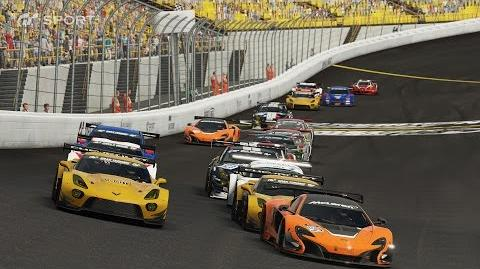 GT Sport para PS4 Gameplay tráiler 16 de noviembre