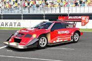 Suzuki ESCUDO Dirt Trial Car '98