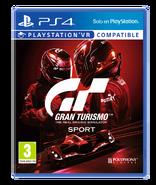 GT Sport Spec portada