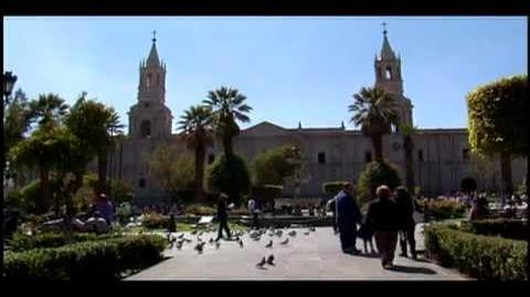 Reportaje al Perú Arequipa, ciudad blanca, ciudad única- Cap 1