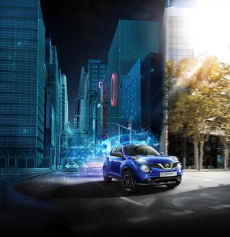 Nissan Juke GT Sport