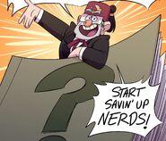 Graphic Novel Start Savin Up Nerds