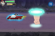Time fist