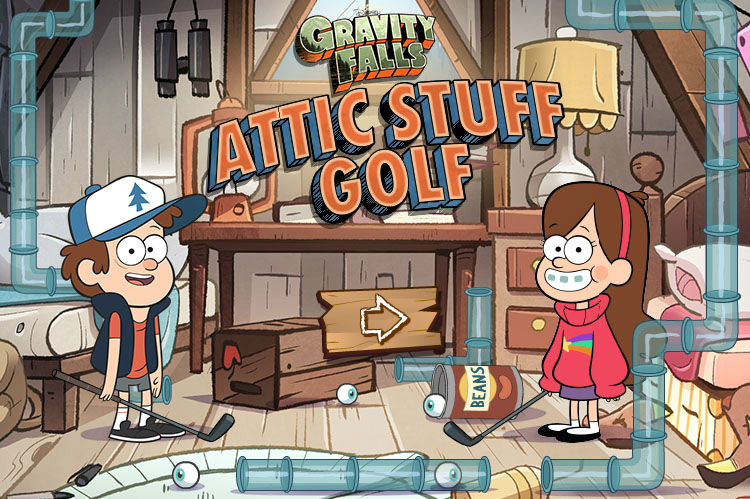 Attic Stuff Golf