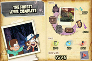 FN The Forest level complete