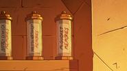 S2e7 shelf of memory tubes
