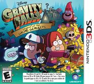Gravity Falls Legend of the Gnome Gemulets cover