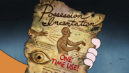 S2e14 possession incantation