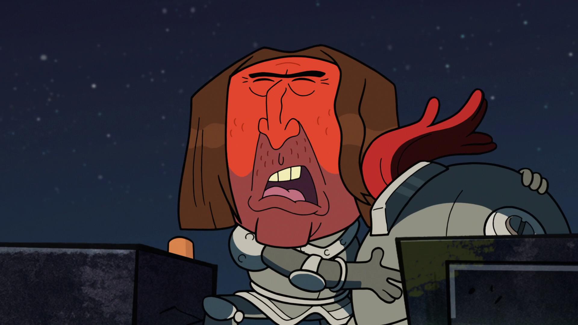Lilliputtian head knight