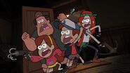 S2e19 dipper and crew barge in