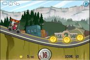 Game-Mystery Tour Ride cart dusk 2 dawn
