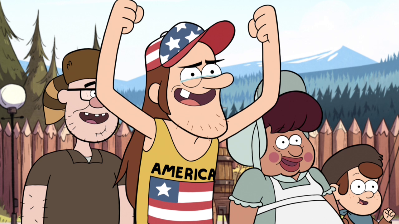 America guy