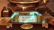 S2e7 mcg memories tube insert