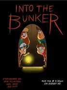 Into the bunker promotional poster