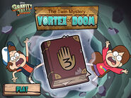 Game The Twin Mystery Vortex of Doom Play