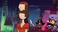 S2e3 shocked pirates