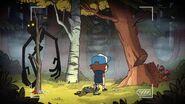 Short6 monster in the woods