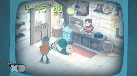 Gravity Falls -- Il tempo sta per scadere - Dall'episodio 30