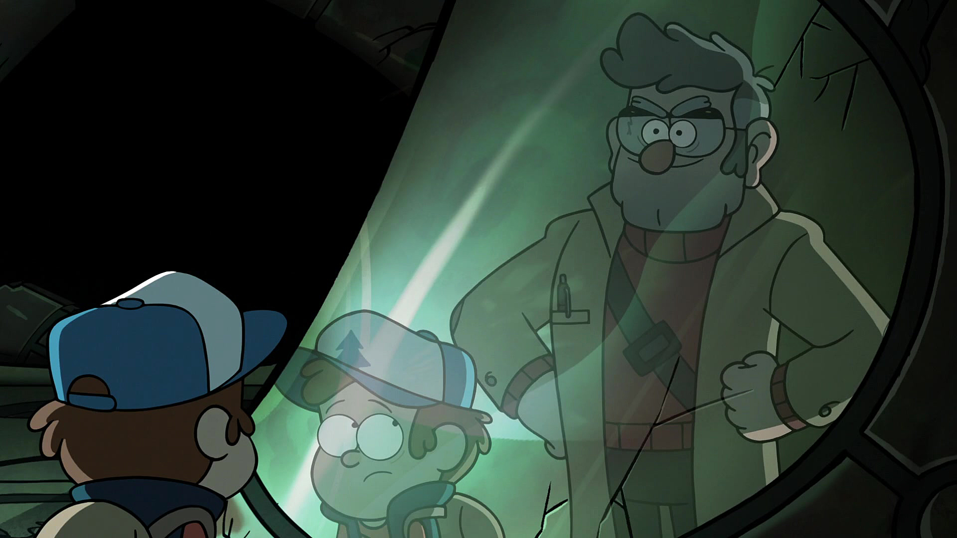 Dipper and Mabel vs. the Future