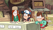 S1e3 Mabel, It didn't go well...