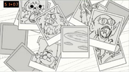 Opening animatic pictures