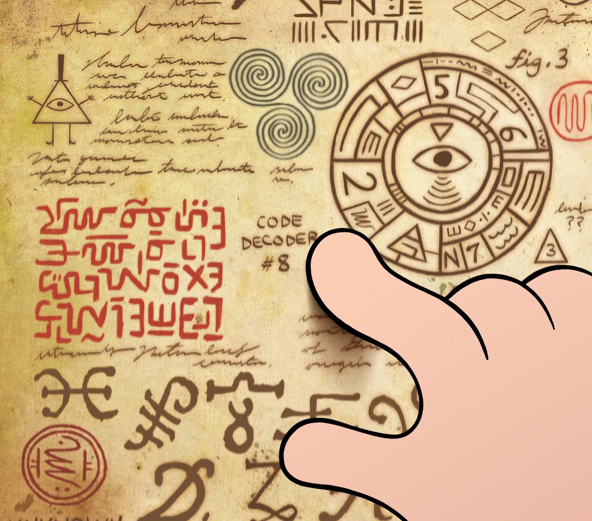 YazzyDream/Is Bill Really in Every Episode of Gravity Falls?