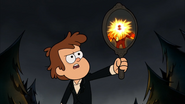 S2e10 holding up the mirror