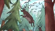 S1e6 deer running from chutzpar