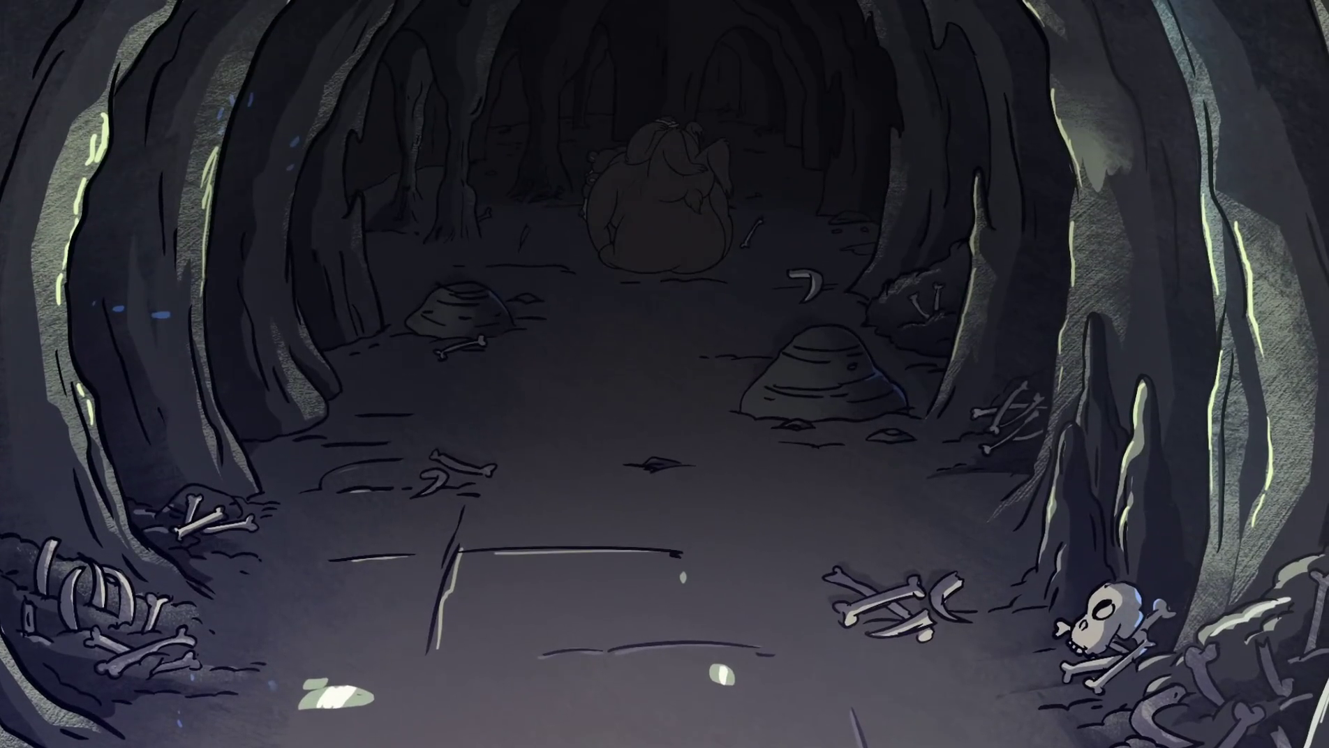 Multi-Bear's cave