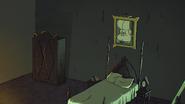 S1e4 gideon's bed
