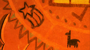 S2e20 cave painting shooting star