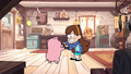 S1e18 Mabel and Waddles dancing