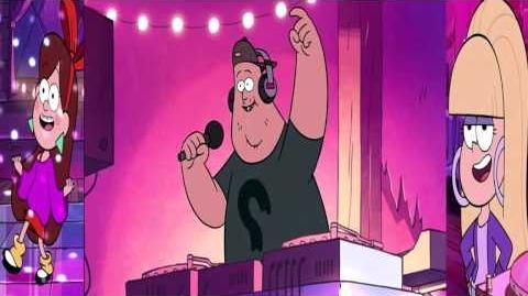 Gravity Falls - Mabel Pines vs Pacifica Noroeste español latino HD