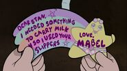 S2e14 note from mabel