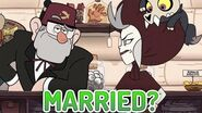 Eda the Owl Lady is Stan Pines' Ex-Wife! Gravity Falls The Owl House Crossover Easter Egg Explained!