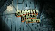 Corti Gravity Falls logo